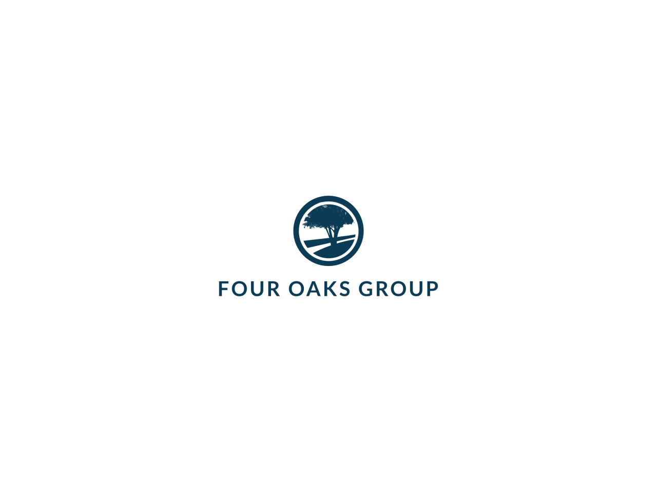 Four Oaks Group Logo