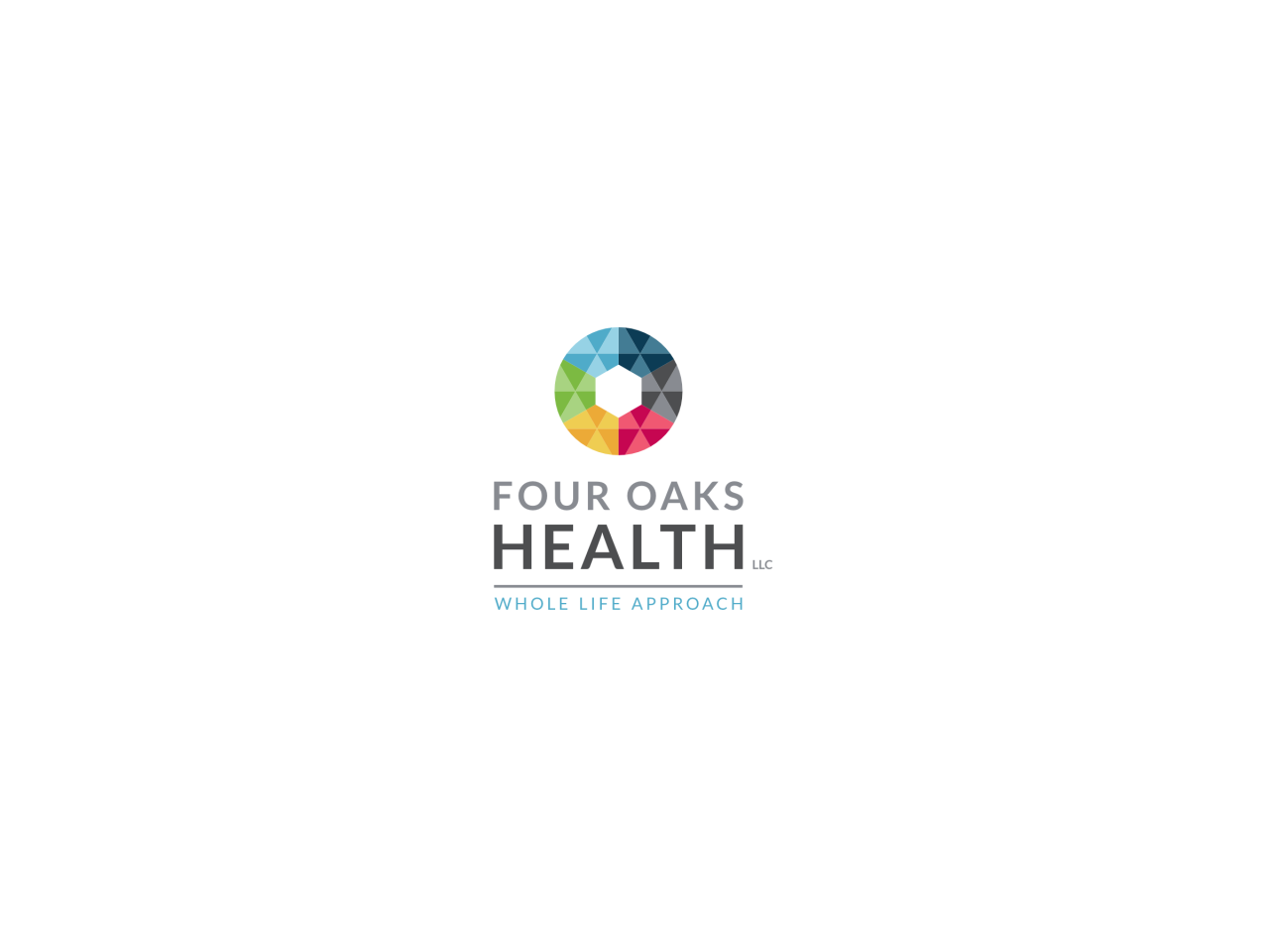 Four Oaks Health Logo